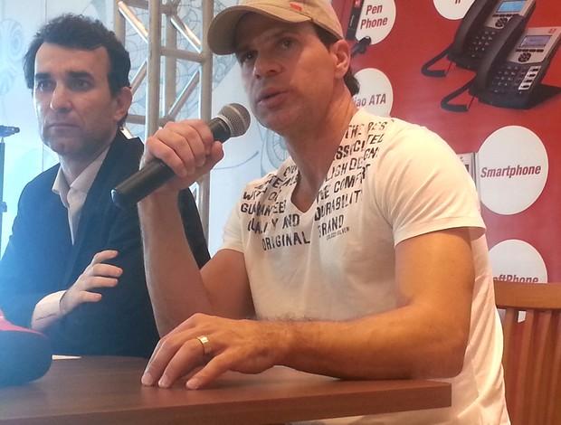 Túlio Maravilha (Foto: Richard Pinheiro/Globoesporte.com)