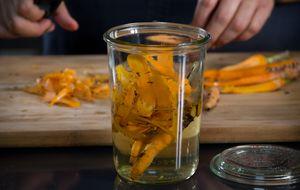 Como fazer picles de cenoura