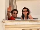 Jornal diz que Robert Pattinson teria perdoado traição de Kristen Stewart
