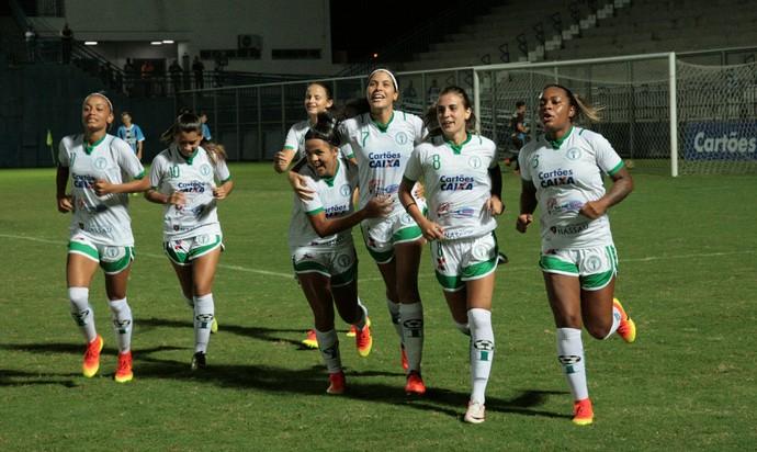 Iranduba x Grêmio Brasileiro Feminino Manaus (Foto: Gabriel Mansur)