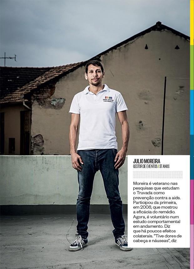 Julio Moreira (Foto: Stefano Martini/ÉPOCA)