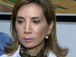 Dárcy Vera aguarda decisão do TRE sobre condenação (Foto: Reprodução/EPTV)