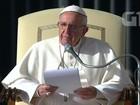 Papa Francisco diz que ano do Jubileu será de 'ternura e perdão'