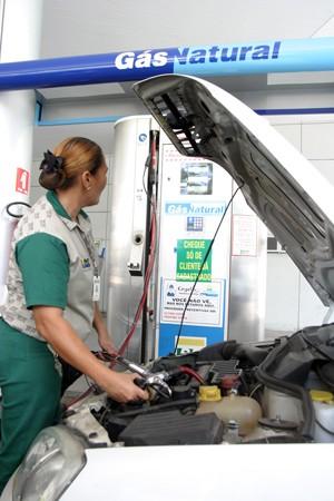 Segundo a Potigás, gás natural aumenta economia em até 59% em relação a outros combustíveis (Foto: Divulgação/Potigás)