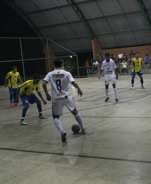 Crensa, futsal 2014 (Foto: Wenner Tito)