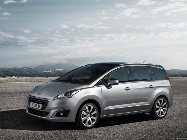 Peugeot 5008 atual (Foto: Divulgação)