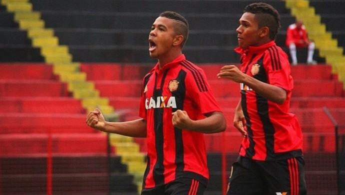 Flamengo x Sport Sub-17 (Foto: Williams Aguiar/Sport Club do Recife)