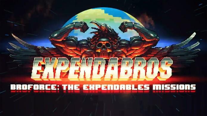 The Expendabros  (Foto: Divulgação)