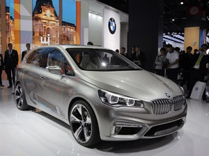 bmw active tourer (Foto: Christophe Ena/AP)