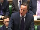 Cameron pede ação britânica em ataque contra Estado Islâmico na Síria