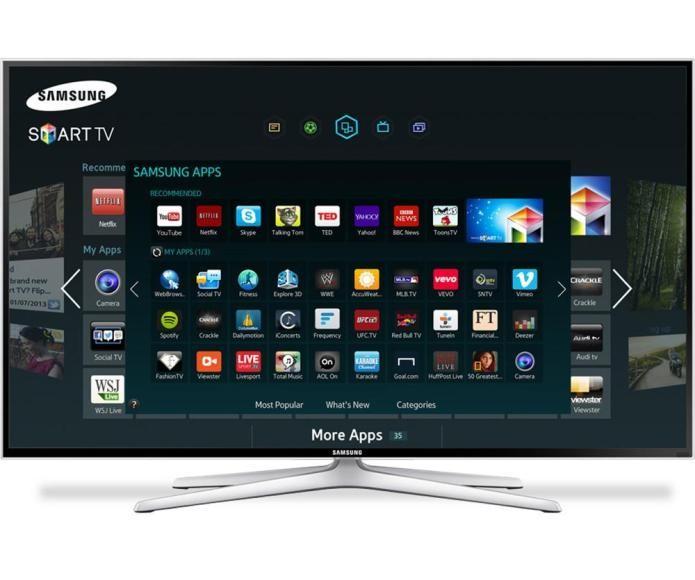 Smart TV LED 3D da Samsung é excelente para assistir filmes (Foto: Divulgação)