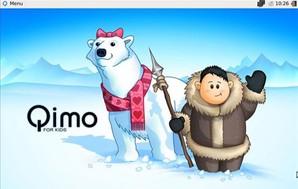 Linux para criança, Qimo para Linux