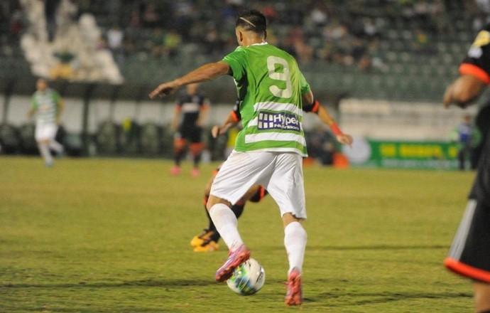 Pipico atacante Guarani (Foto: Israel Oliveira / Guarani FC)