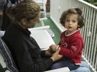 20 dias de angústia: Síria reencontra bebê que entregou a desconhecido em jornada pela Europa