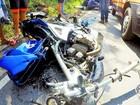 Militar do Exército fica gravemente ferido em acidente em Cruzeiro, SP
