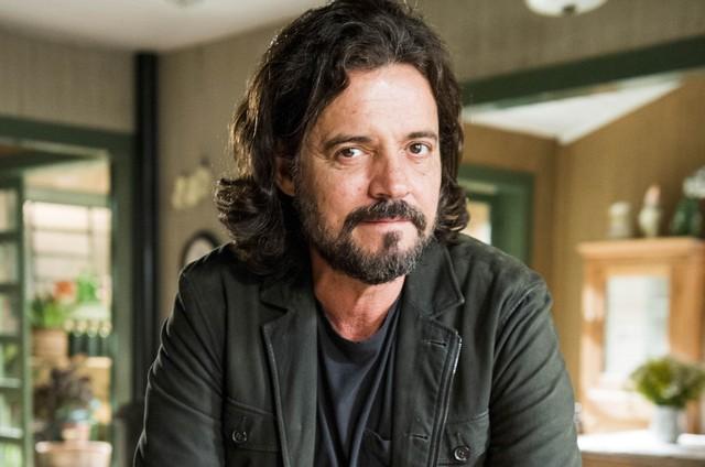Felipe Camargo (Foto: João Miguel Júnior/ TV Globo)