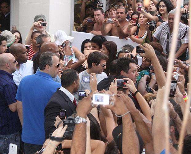 Tom Cruise (Foto: Fabio Martins/AgNews)