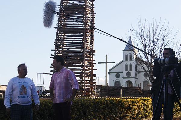 Confira no programa de sábado a tradicional festa em homenagem a São João Batista (Foto: Divulgação)