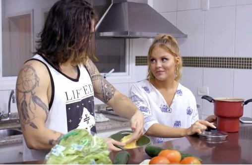Luisa Sonza e whindersson Nunes (Foto: Reproduo)