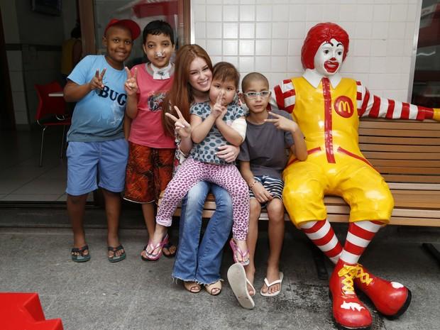 Marina Ruy Barbosa (Foto: Felipe Assumpção / AgNews)