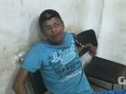 'Foi pedido de socorro', diz preso que ameaçou explodir carro-bomba no RN