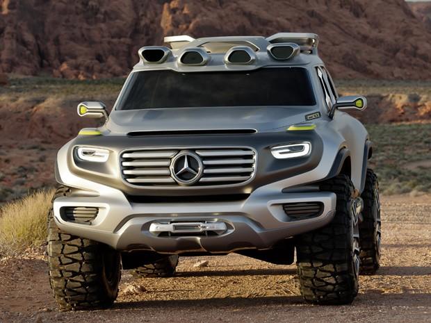 Mercedes-Benz Ener-G-Force (Foto: Divulgação)