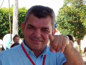 Conegrafista José Lacerda da Silva (Foto: Marcelino Neto)