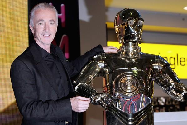 Anthony Daniels, o robô C-3PO, afirma que 'Star Wars: Episódio VII' será a melhor sequência da franquia (Foto: Getty Images)