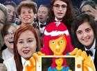Jovens elegem o maior meme de 2014 (Editoria de Arte/ G1)