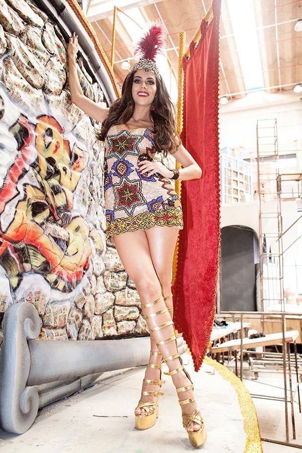 Daniela Albuquerque (Foto: João Bertholini/Editora Globo)