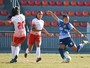São José goleia União Mogi por 8 a 0 e segue na caça ao líder C. Olímpico