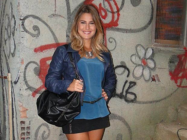 Valentina Seabra torce por um final feliz para sua personagem (Foto: Malhação / TV Globo)