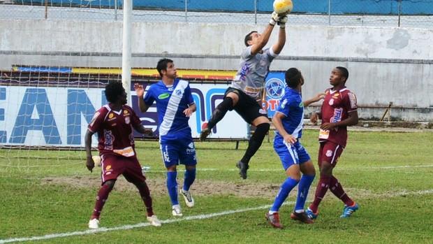Taubaté Sertãozinho Campeonato Paulista da Série A3 (Foto: Bruno Castilho)