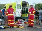 Duas pessoas morrem em acidente na BR-101, em Iconha, no ES