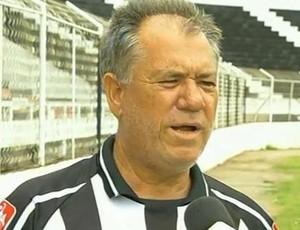 Osmar Roque Lima morreu durante partida da Série B do Carioca (Foto: Reprodução InterTV)