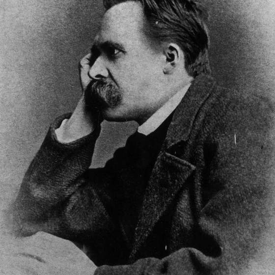 Friedrich Nietzsche (Foto: Hulton Archive/Getty Images)