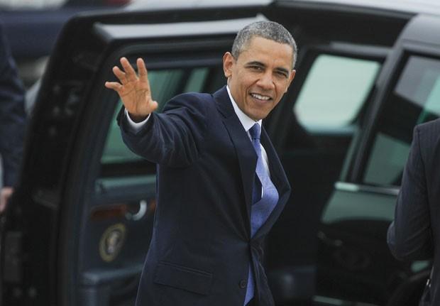 Obama fará discurso na quinta-feira (Foto: John Amis/AP)