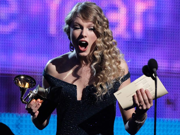 Taylor Swift (Foto: AP Photo/Matt Sayles)