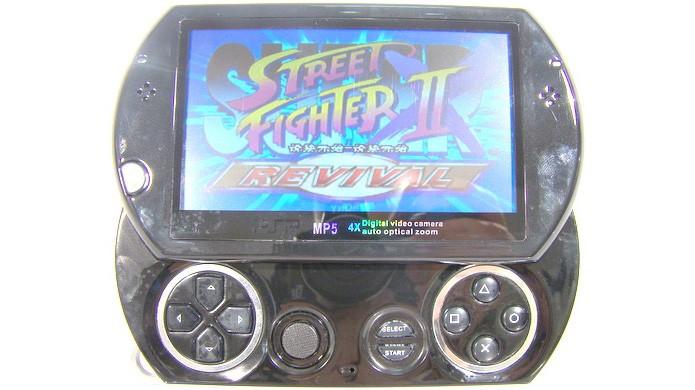 O PXP-2000 é uma máquina prática para emulação se você tiver os games originais (Foto: Reprodução/Pocket Gamer)