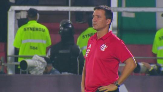 """Rizek defende Zé Ricardo das vaias da torcida do Fla: """"Ele não bateu o pênalti"""""""