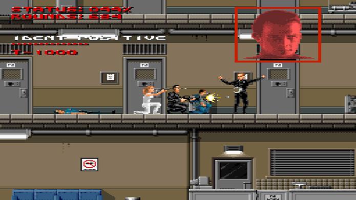 Terminator 2: Judgment Day reapresenta toda a história do confronto entre T-800 e T-1000 (Foto: Divulgação)