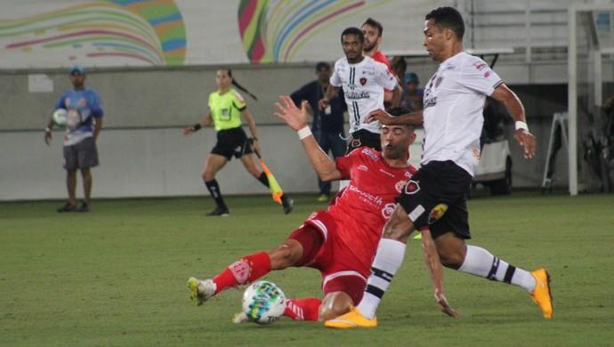 América-RN x Botafogo-PB - Arena das Dunas - Série C (Foto: Fabiano de Oliveira)
