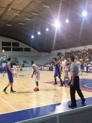 Minas Uberlândia Campeonato Mineiro basquete jogo dois (Foto: Jeovanir Tickim)
