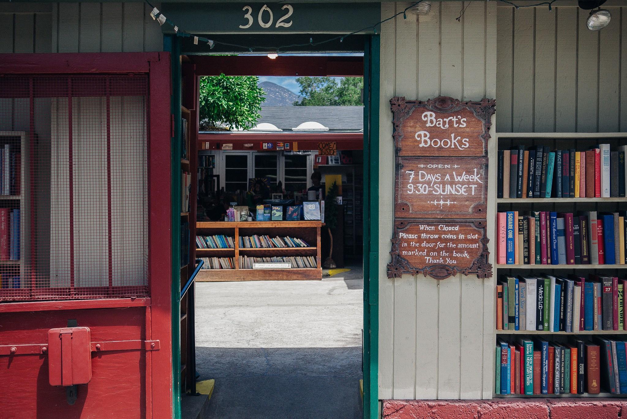 Bart's Books - Ojai, Estados Unidos (Foto: Reprodução)