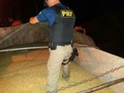PRF aprende mais de 10 toneladas de milho em Ipixuna do Pará