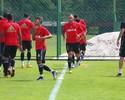 Sem opção no elenco, Oswaldo escala Mancha na lateral direita do Sport