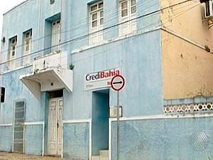 Prefeitura de Itacaré (Foto: Reprodução/TV Bahia)