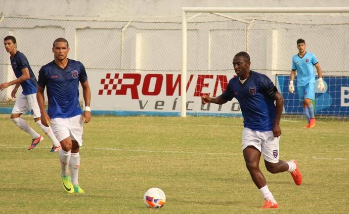 Jonílson, Luan, Doze, Série B (Foto: Divulgação/Doze FC)