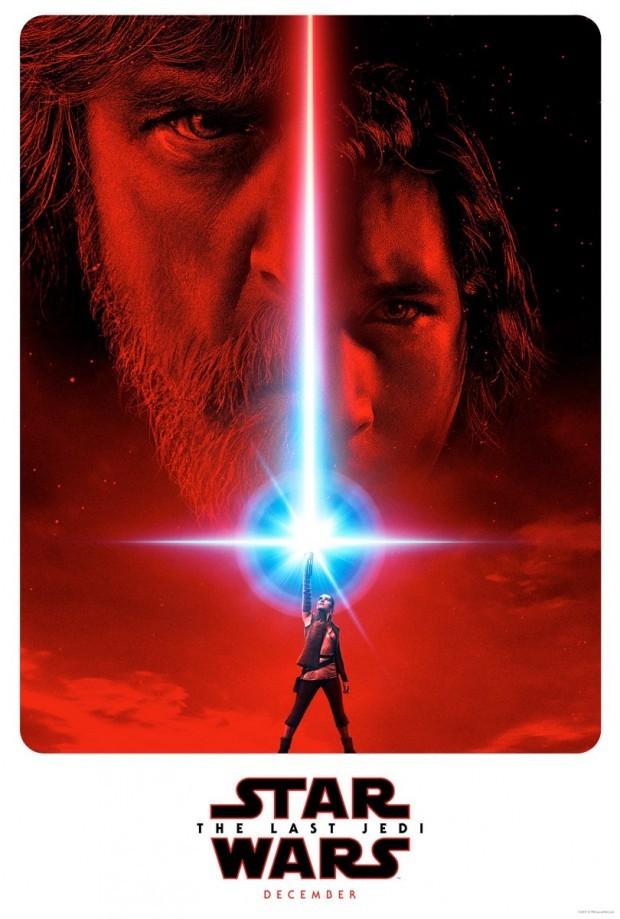 Pôster de 'Os Últimos Jedi' (Foto: Reprodução)