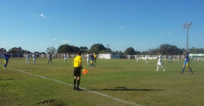 Aribitragem apita jogos na 2ª rodada do Estadual Sub-18 (Foto: Divulgação)